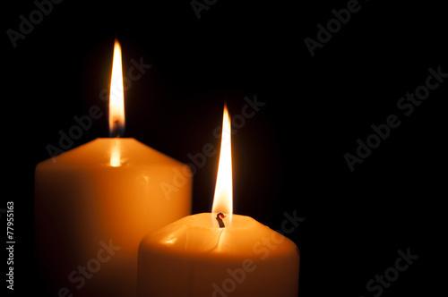Fotografía  candle light