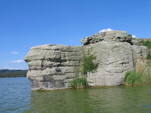 Rock In The Water, Northern Bo...