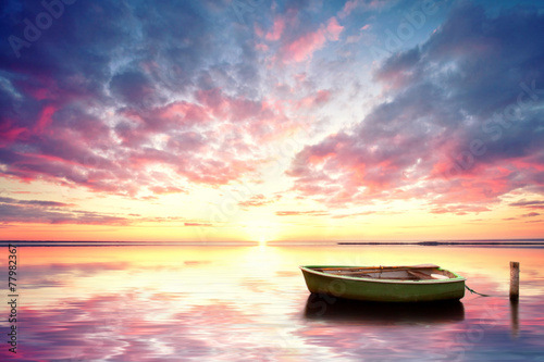 Fotografía  Sommer an der Küste