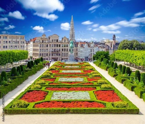 Foto op Canvas Brussel Bruxelles, Brussels, Belgium, Belgique