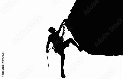 Photo Climb in black