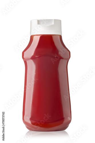 Fotografía  Bottle of Ketchup