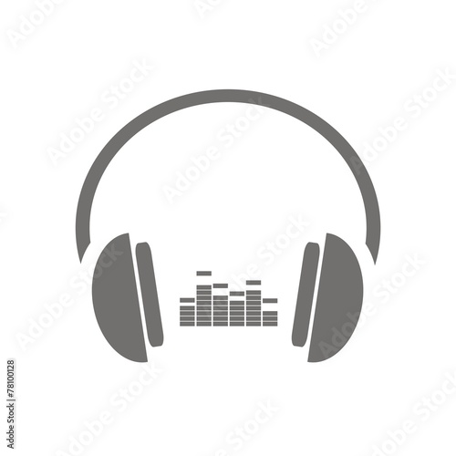 Fotografia  Icono escuchar música FB