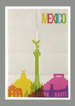 Travel Mexico Landmarks Skylin...