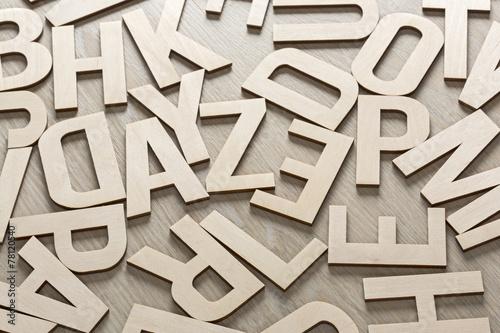 Fotografía  Alfabeto