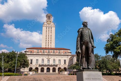 Poster Texas University of Texas