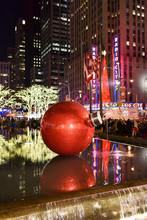 Christmas Decorations, New York