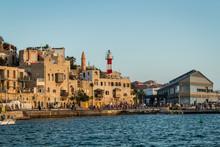 Israel Jaffa Port