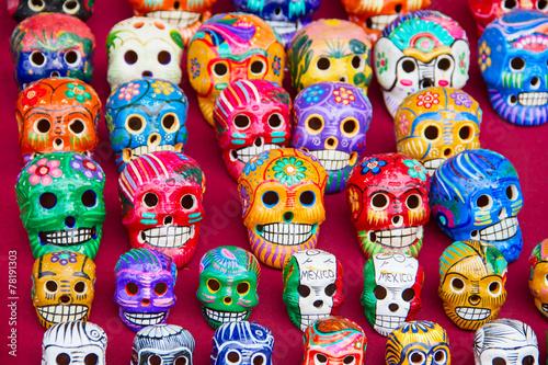 Fototapety, obrazy: Mexican ceramics