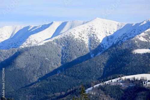 Mountain landscape - 78224146