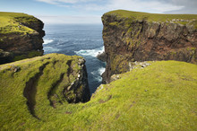 Scottish Coastline Landscape I...