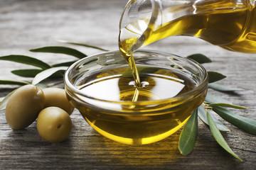 Fototapeta Do restauracji Olive oil