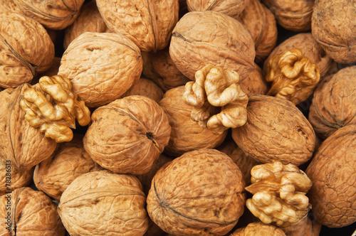 Fotografía  walnut texture
