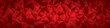 Abstract vector geometry background, red planes panorama