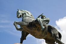 Bronze Statue, Rhodes Memorial