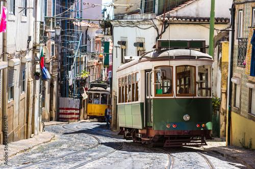 Foto  Lisbon tram