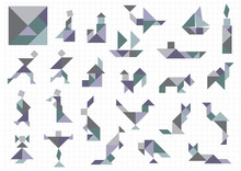 Tangram Objects