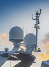 Yacht Navigation And Radar System