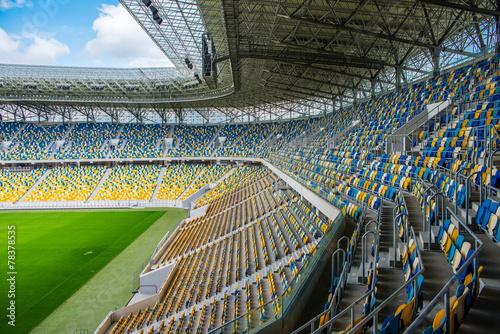 Foto op Plexiglas Stadion stadium