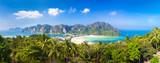 Tropikalna wyspa Phi Phi Don-Tajlandia