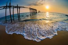 Decline On The Seashore