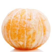 Peeled Orange Fresh Tasty