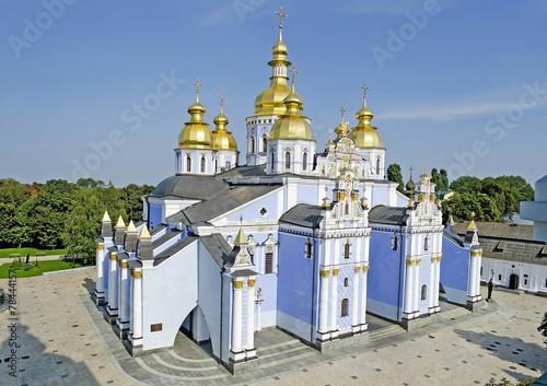 Foto op Plexiglas Kiev St. Michael's Cathedral