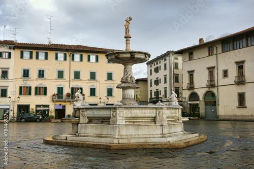 Fotografie, Obraz  Fountain In Prato