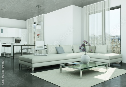 Moderne Wohnung Interieur Design | Moderne Wohnung Interieur Design Buy This Stock Illustration And