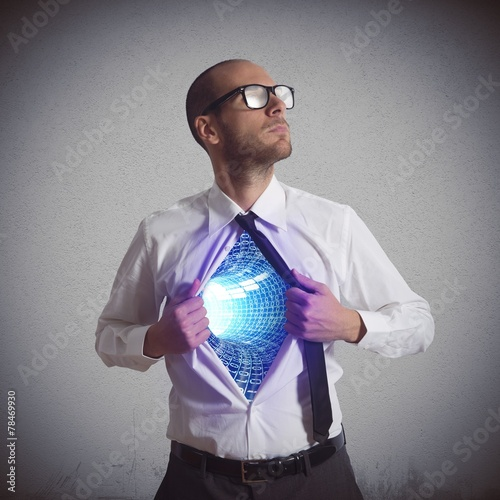Fotografía  Hero of cyberspace