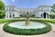 Leinwanddruck Bild - Rosecliff Mansion - Newport, Rhode Island