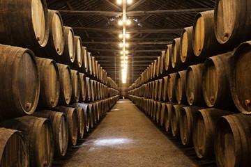 fototapeta winiarnia, Porto