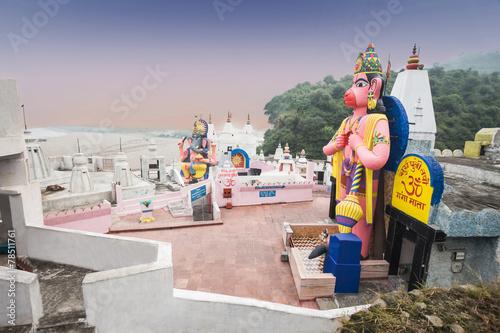 Foto op Plexiglas Bedehuis Har Ki Pauri temple