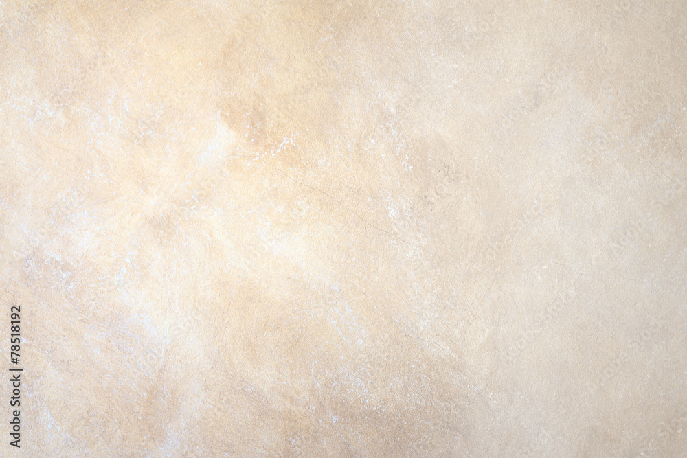 rock abstract warm beige wall background