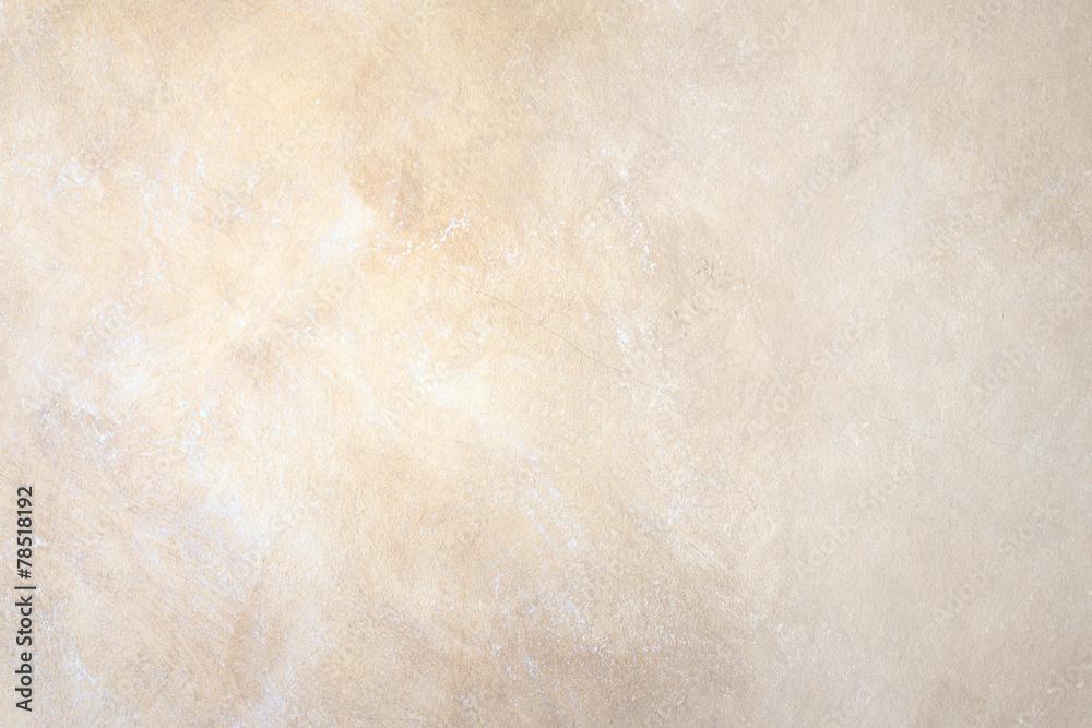 Fototapeta rock abstract warm beige wall background
