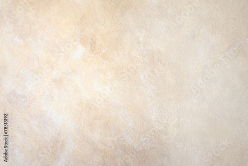 Poster Retro rock abstract warm beige wall background