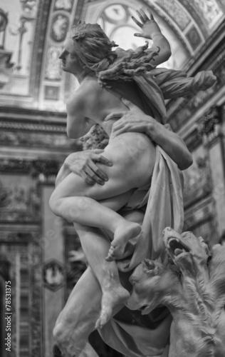Fototapeta Rome. City landscape. places of Interest. Attractions. obraz na płótnie