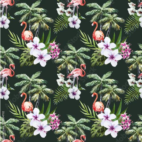 flaming-z-palmami-i-kwiatami