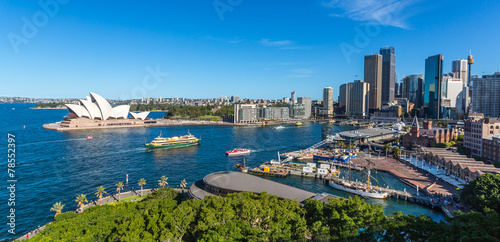 Photo Stands Sydney Baie de Sydney