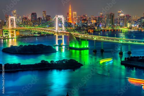 Foto op Plexiglas Japan Tokyo, Japan.