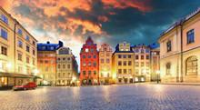 Stockholm - Stortorget Place I...