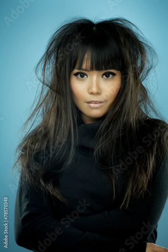 Photo  Asian Model