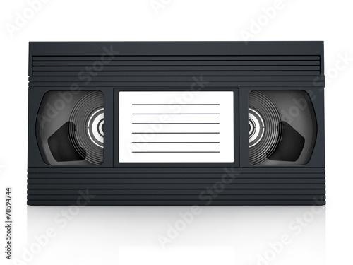 Cuadros en Lienzo VHS videotape
