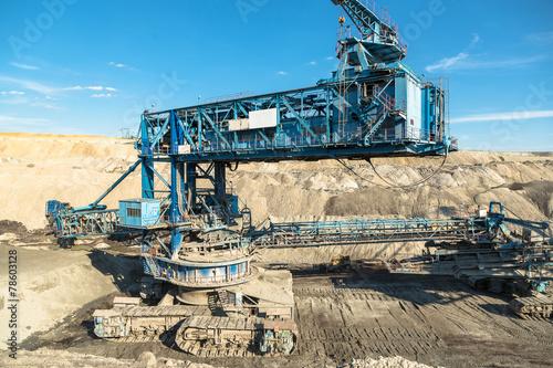Aluminium Prints Mills Mining machinery in the mine