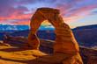canvas print picture - Arches National Park