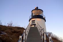 Owl's Head Lighthouse, Rockland ME USA