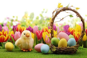 Naklejka Easter