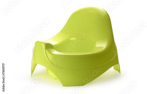 Green potty