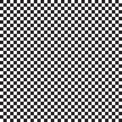 Checker chess. Square abstract background
