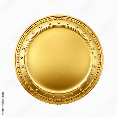 Fotografía Euro gold coin